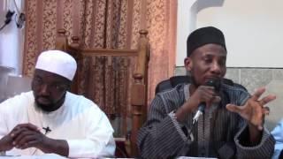 Sheikh M. Bun Uthman Tafseer Day 7 -- (Surat Al Fath 1-10)