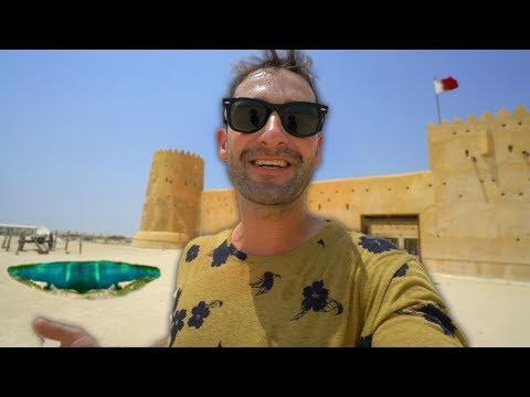 NÃO ACREDITO QUE TEM ÁGUA NO DESERTO  | Travel and Share | Romulo e Mirella | T4 Ep. 236