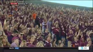 Virginia Tech Enter Sandman (Classroom Instruments Edition)