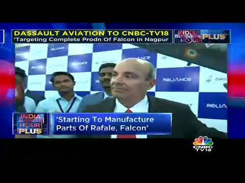 Reliance Group Enters The Aero Sector In A JV With France's Dassault.