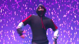 THE ICONIC FORTNITE SKIN TRAILER FORTNITE X SAMSUNG PROMOTION! Hd