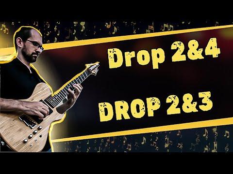 Jazz Guitar Lesson [Advanced]: Drop 2&4 and Drop 2&3 | Tom Lippincott - MMC Complete Class