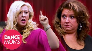 """You Don't DO YOUR JOB"" The Moms Are Fed Up With Abby Season 6 Flashback Dance Moms"