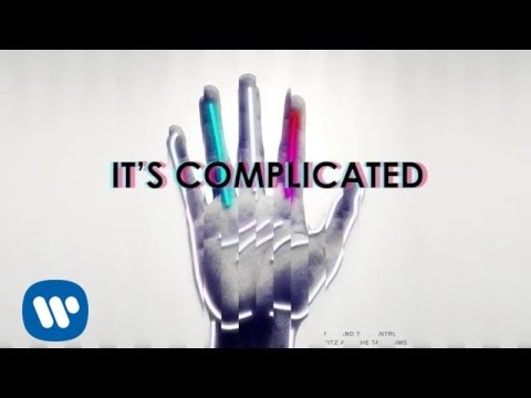 Fitz and The Tantrums - Complicated [Official Lyric Video]