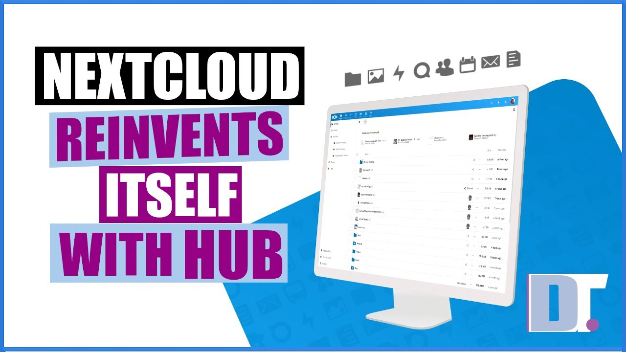 NextCould HUB could be your next server
