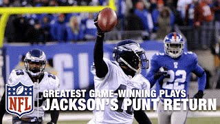 Miracle at the New Meadowlands: DeSean Jackson