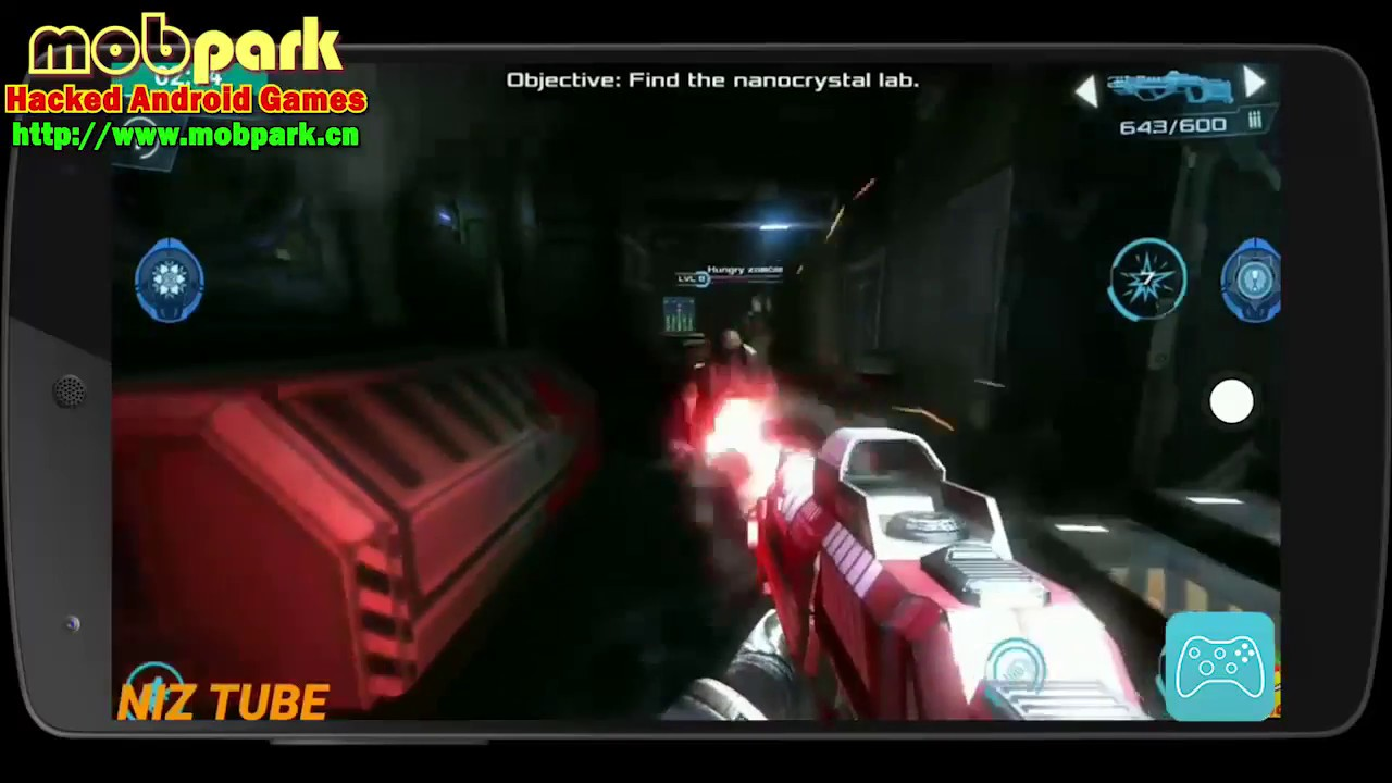 Dead Effect 2 Mod Apk-Dead Effect 2 Android Unlimited Money,Ammo,Crystals  for Android No Root