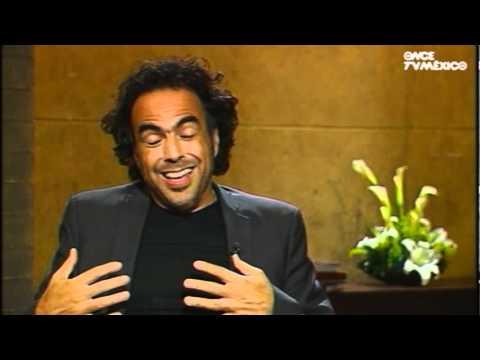 Conversando con Cristina Pacheco  Alejandro González Iñárritu