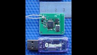 Акселерометр Bluetooth