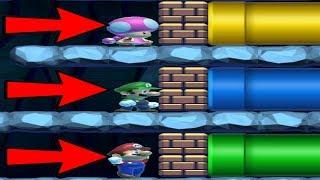 Super Mario Maker 2 Versus Multiplayer S+ Gameplay