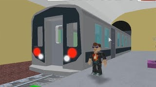ROBLOX: ESCAPING THE BROKEN SUBWAY!! (Escape The Subway)