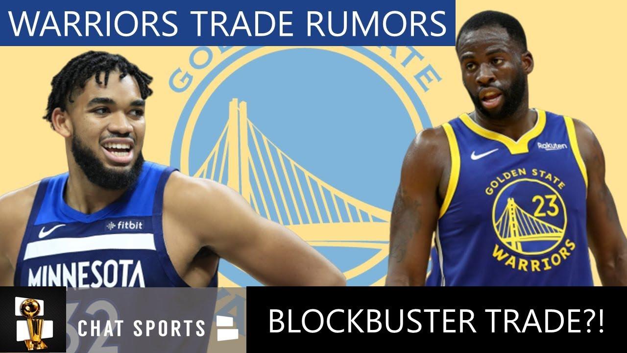 Mavericks make two trades, acquire Warriors center Willie Cauley ...
