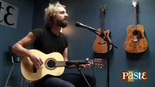 """Phosphorescent """"I Wish I Was in Heaven Sittin' Down"""" live at Paste"""