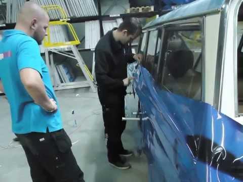 Full Car Wrap A Fish Named Fred