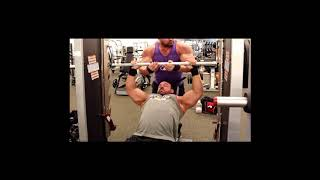 Chest Day with Dr. Mark Smith and Casey Hoyt