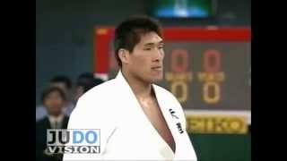 JUDO 2003 All Japan: Shinichi Shinohara 篠原 信 (JPN) - Masahiro Omura (JPN)