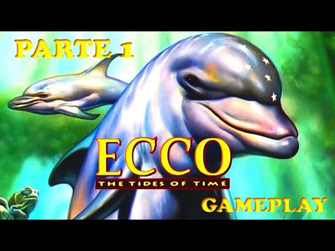 Ecco The Tides of Time (Sega megadrive and genesis classic) (parte 1) (clasicos recordados) thumbnail
