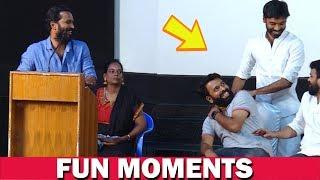 Dhanush, Vetri Maran, Ameer, Santhosh Narayanan Fun Moments at Vada Chennai Press Meet!