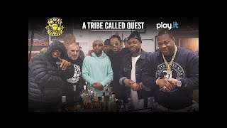 DRINK CHAMPS: Episode 55 w/ A Tribe Called Quest   Talks Early Beginnings, NY Roots + more