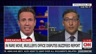 MSNBC, CNN: From 'Bombshell' to 'Frustrated' After Mueller Disputes BuzzFeed Story | SUPERcuts! #649