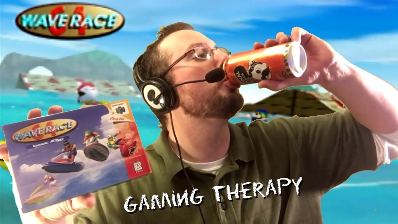 Gaming Therapy - Episode 6: Wave Race 64 (Nintendo 64)