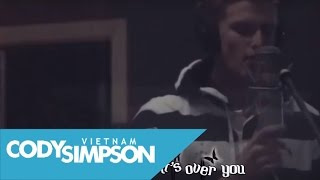 [Vietsub+Lyrics] CODY SIMPSON - The Acoustic Sessions: Wish U Were Here