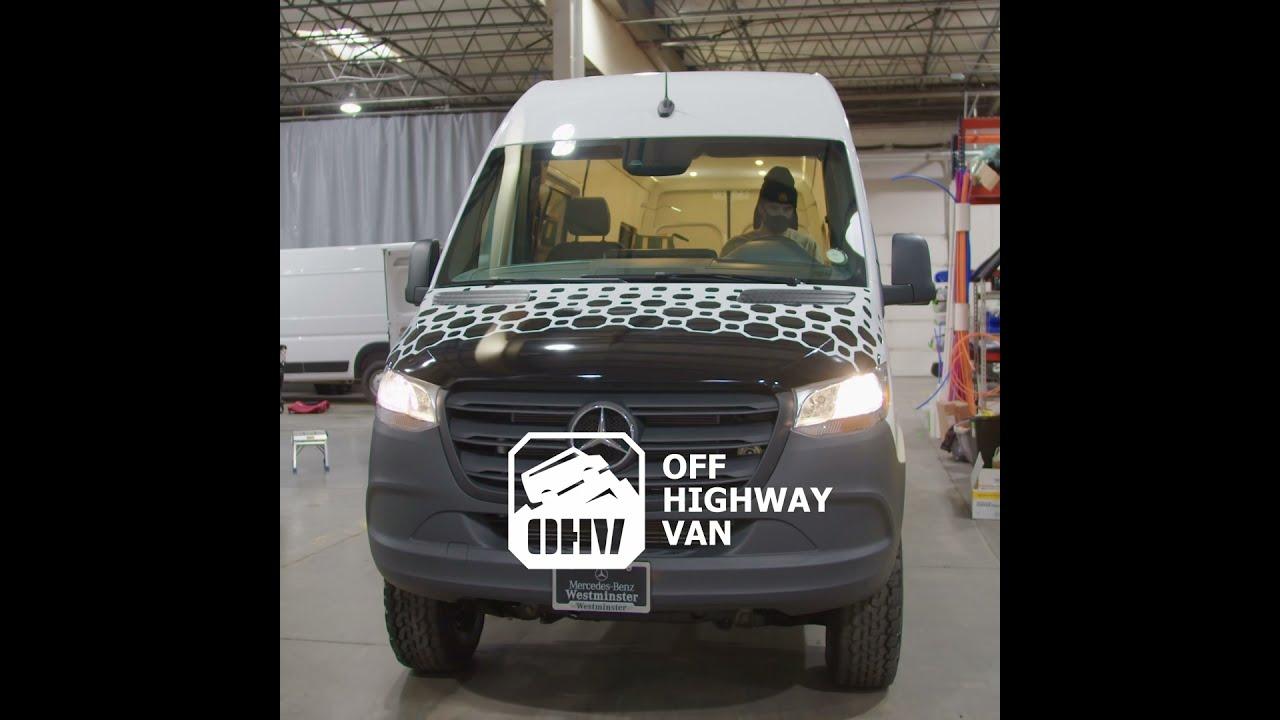 Van Build Highlight - Buffalo Bill