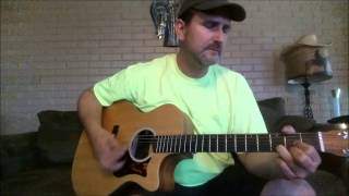 He Walked On Water, Randy Travis, cover, Jesse Allen, video