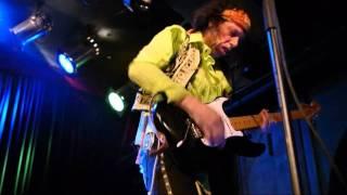 Randy Hansen im Downtown Bluesclub Hamburg - Midnight / Spanish Castle Magic / Hush