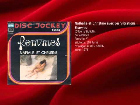 Nathalie et Christine avec Les Vibrations - Femmes (1975)