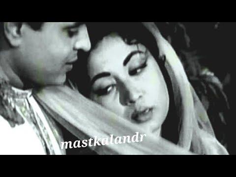 याद न जाए बीते दिनों की..dil ek mandir1963_Rafi_Shailendra_S J_a tribute
