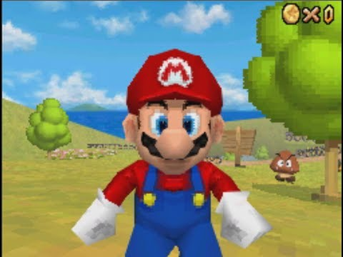 Super Mario 64 DS - Episode 1