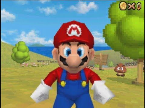 Super Mario 64 Ds Episode 1 Role Reversal