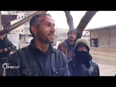 وسائل الاتصال من قلب غوطة دمشق – مرايا الغوطة  - 10:21-2018 / 4 / 22