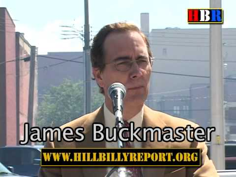 James Buckmaster Speaking At The 2010 Owensboro In...