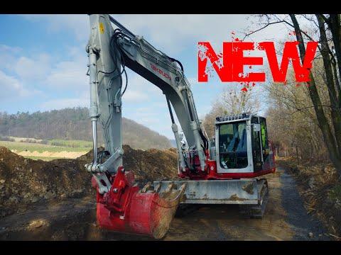 NEW TAKEUCHI TB2150 - First 150MTH