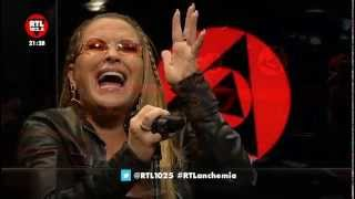 Anastacia - Left Outside Alone Part II (acoustic version) Live @ RTL 102.5