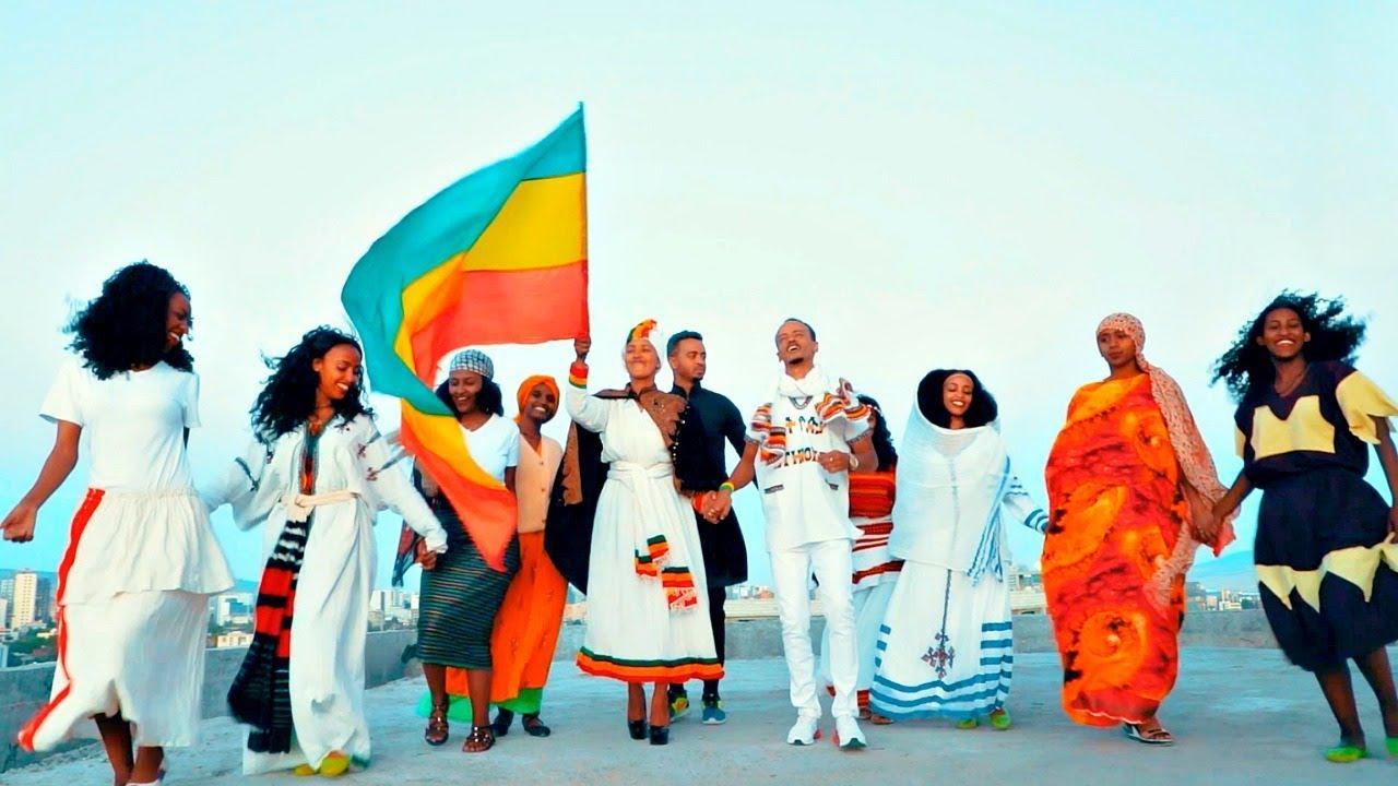 Anteneh Getachew - Man Ende Hager   ማን እንደ ሃገር - New Ethiopian Music 2019  (Official Video)