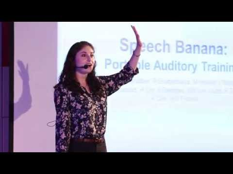 Retraining our brains to hear and beyond | Margo Heston | TEDxPoznańSalon