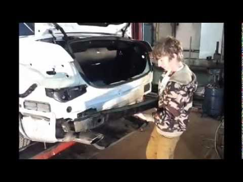 How To Fit A Towbar Mercedes E220 Convertible W207 2010 YouTube
