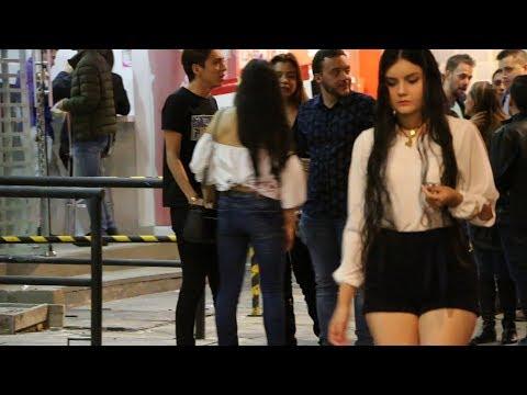 RAW NightLIFE SCENES , Bogota Colombia 2018 (a bonus VIDEO FOR 11K SUBs)
