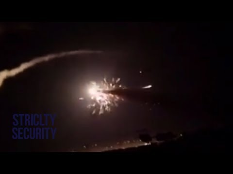 Think Tank Central: Israeli Strike in Syria Message to Iran?