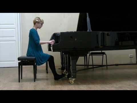 Доменико Скарлатти - Соната для фортепиано, K 462