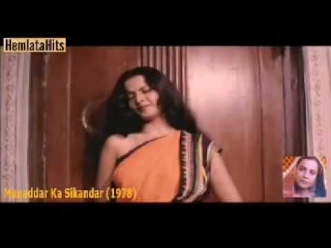 Hemlata - Wafa Jo Na Ki To - Muqaddar Ka Sikandar (1978)