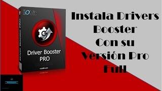 download driver booster pro crackeado