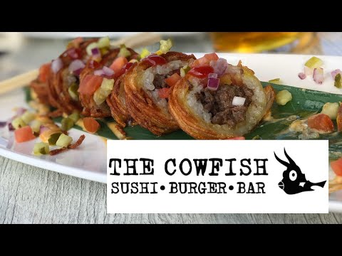 DINING REVIEW: The Cowfish At Universal CityWalk Orlando