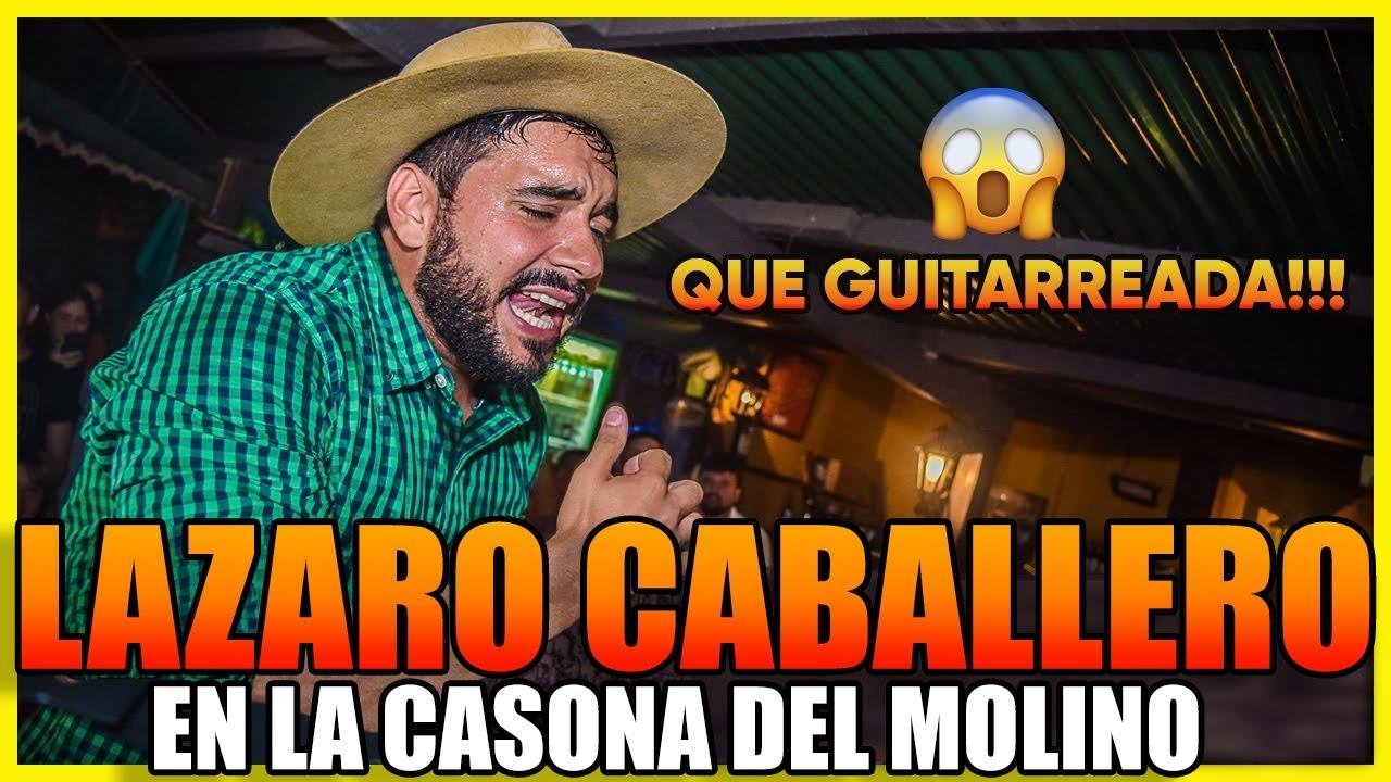 """Download Lázaro Caballero en la """"Casona del Molino"""" 🎻🍷🎉"""
