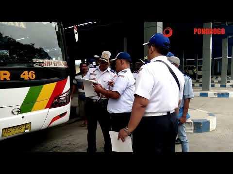 Tak Layak Jalan, Bus Cendana Beruang Disuruh Balik Kanan