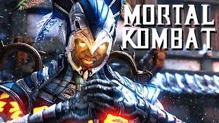 Mortal Kombat XL Gameplay German Story Mode - Kotal Kahn Vs. Mileena