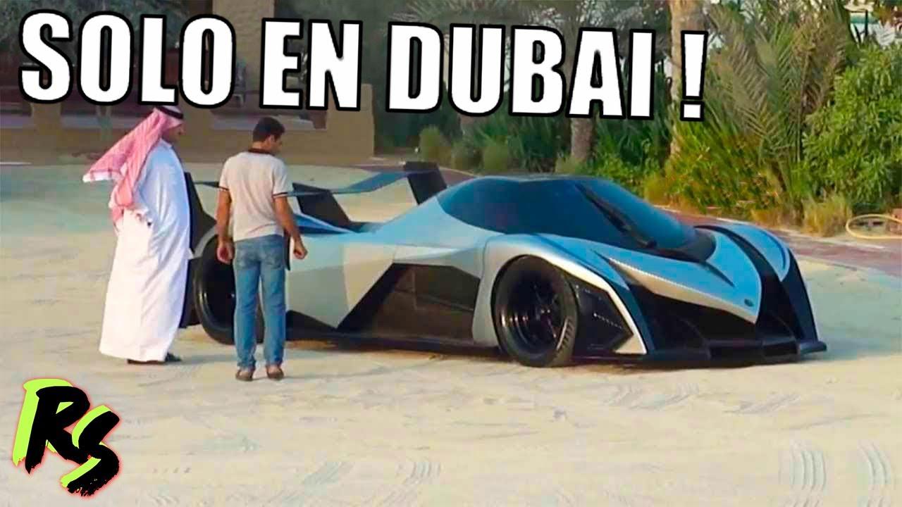 8 Cosas Extrañas Que Solo Existen En Dubai Youtube
